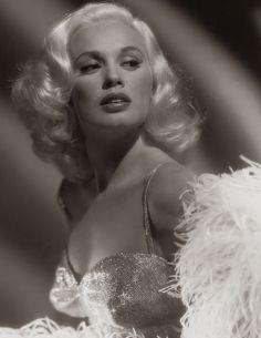 Mamie Van Doren, blonde bombshell for sure.