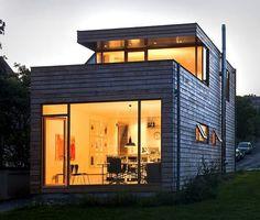 mini h user nat rlich wohnen im holz fertighaus neubau hausideen so wollen wir bauen. Black Bedroom Furniture Sets. Home Design Ideas