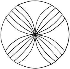 Mandalas zum Ausdrucken Coloring Sheets, Coloring Books, Coloring Pages, Colouring, Radial Pattern, Copper Paint, Mandala Coloring, Dot Painting, Mandala Design