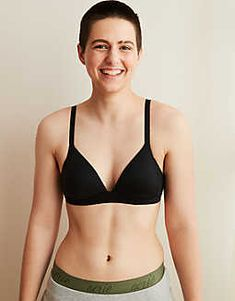 557adc67c060c Aerie Real Sunnie Wireless Lightly Lined Bra