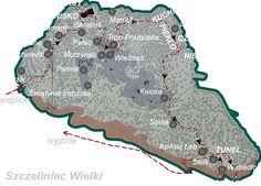 Góry Stołowe- Błędne Skały