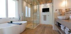 Ideias de decoração de Banheiros Simples