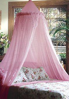 Mosquito Nets 4 U Betthimmel, mit Silberpailletten besetz... https://www.amazon.de/dp/B00O1YMAS6/ref=cm_sw_r_pi_dp_QXhLxbQSAGAWG