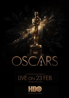 HBO: The Oscars Night 2015 on Behance