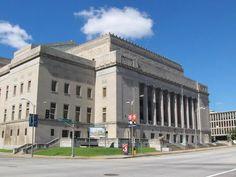 Kiel Opera House ~ St. Louis, MO