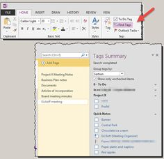 six of my favorite OneNote productivity secrets to help you get your personal and work projects organized.