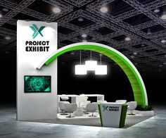 Emerald - Exhibition Stand 6x6                                                                                                                                                                                 More