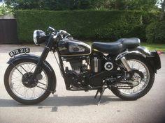 1954 velocette 350 mac
