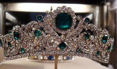 História da Joalheria: O Diadema de Madame Royale