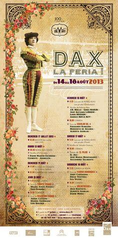Dax, la Féria 2013 !