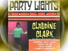 """Claudine Clark is from Macon, GA, but grew up in Philadelphia, PA.  She later moved to New York where she wrote and recorded her hit song, """"Party Lights"""".  She recorded and composed later under the name Joy Dawn."""