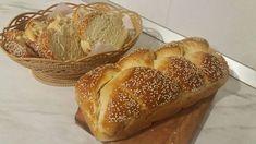 Pâine împletită Bread, Recipes, Food, Brot, Recipies, Essen, Baking, Meals, Breads