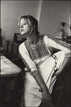 Helen Mirren, total summer style inspiration
