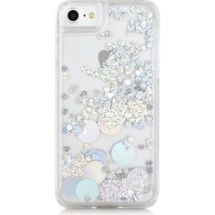 Skinnydip Holo Circle iPhone 6 case (€14) ❤ liked on Polyvore featuring accessories, tech accessories and phone cases