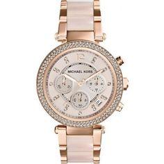 123e27ac79 Orologio Cronografo Donna Michael Kors Parker MK5896 ... in vendita online  su Crivellishopping.