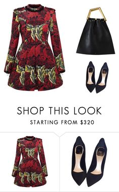 """""""dossie"""" by ateliepatricialima on Polyvore featuring Marc by Marc Jacobs and Christian Dior"""