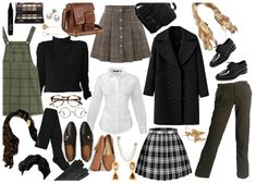 Discover outfit ideas for brunch made with the shoplook outfit maker. How to wear ideas for Creme Smooth Lip Colour and Image about tea in Aesthetic Fashion, Aesthetic Clothes, Aesthetic Outfit, Aesthetic Dark, Aesthetic Bedroom, Mode Outfits, Fashion Outfits, Fashion Pants, Looks Dark