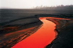 The opening of The Amended Landscape at is just one week away. The exhibition features works by Edward Burtynsky + more! More info, link in bio 👆 Pictured here: Nickel Tailings Sudbury, Ontario, Canada, 1996 © Edward Burtynsky A Darker Shade Of Magic, Anakin Skywalker, Red River, Dark Shades, Illustrations, Far Away, Adventure Time, Ontario, Nature