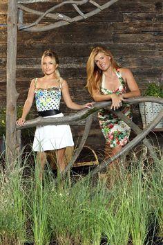 "NASHVILLE - ABC's ""Nashville"" stars Hayden Panettiere as Juliette Barnes and Connie Britton as Rayna James"