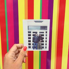 Polaroid in Mar del Plata, Buenos Aires by Cat Courreges
