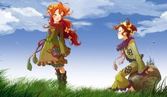 Fairy Oak-Vanilla and Lavender: The Twins