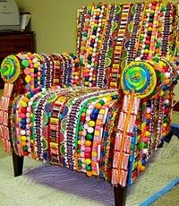 Maybe I can have a chair like this in my shop one day?
