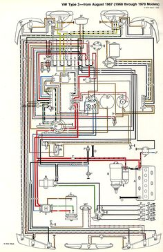 1967 beetle wiring diagram (usa) thegoldenbug com best 1967 vw vintage vw wiring harness 69 vw bug wiring harness diagrams schematics at 1967 beetle diagram wellread