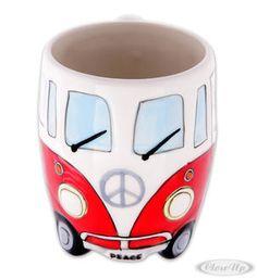 VW Camper Tasse Hier bei www.closeup.de