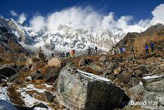 Annapurna Base Camp, Nepal - Annapurna Base Camp