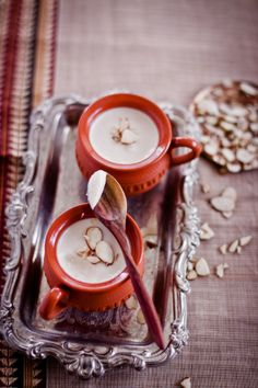 Flavored with jaggery or brown sugar, mishti doi/sweetened yogurt makes a great healthy dessert. Indian Desserts, Indian Sweets, Indian Food Recipes, Delicious Desserts, Dessert Recipes, Bengali Food, Western Food, India Food, Recipes From Heaven