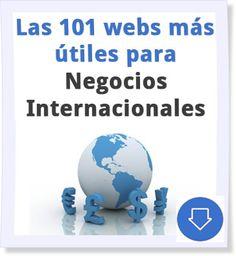 Información comercio internacional. webs y otras interesantes