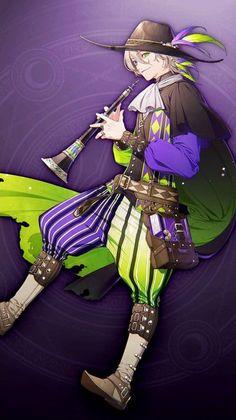 【グリムノーツ】星5ハーメルンの笛吹き男の評価とステータス - Gamerch