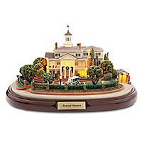 Disneyland The Haunted Mansion Miniature by Olszewski