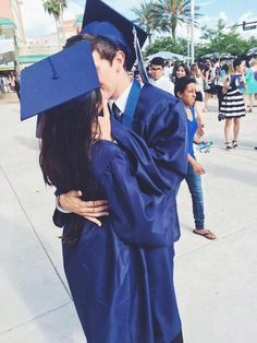 amazing, cute couple, goals, graduation, love - image #3571245 by ...