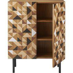 triad cabinet   CB2
