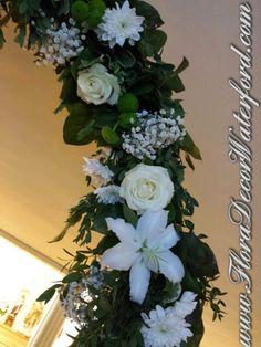 Floral Arch Floral Arch, Floral Wreath, Church Wedding, Wreaths, Home Decor, Flower Crowns, Door Wreaths, Deco Mesh Wreaths, Interior Design
