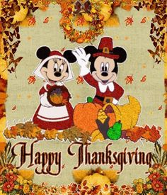 Mickey Mouse Thanksgiving Day Animated Gifs Gallery and thanksgiving with Mickey Mouse & Co. by Walt Disney Disney Thanksgiving, Thanksgiving Pictures, Thanksgiving Blessings, Thanksgiving Wallpaper, Thanksgiving Greetings, Vintage Thanksgiving, Happy Thanksgiving Day, Holiday Pictures, Disney Christmas