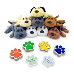 Melissa & Doug Puppy Pursuit Games (Doggy Detectives Game)