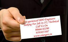 Experienced BPO Engineers looking For Job In IT / Technical Call Us On 90666 02290 9591057887 #Embeddedtraininginstitutes in bangalore  #bigdataandhadooptraining in bangalore  #bigdatatraining in bangalore  #hadooptraininginstitutes in bangalore  #hadooptraining in bangalore