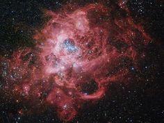 NASA - Giant Stellar Nursery