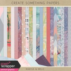 Create Something Papers Kit