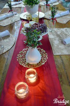 Decoração da Ceia de Natal, by Bridge Cerimonial e Daniela Fernandes