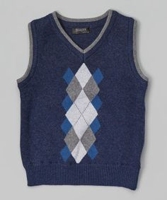 Silver Suit Burgundy Argyle Sweater Vest - Boys | Vests, Boys and ...