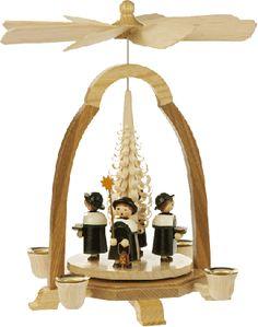 Pyramide Chant de chorale