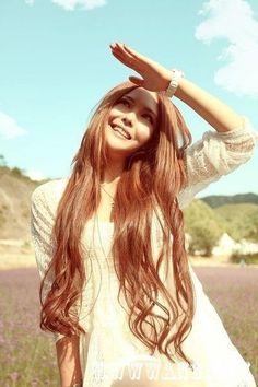 long long long hair viviensun