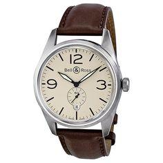 123 Original Leather Men's Watch – Goldia.com
