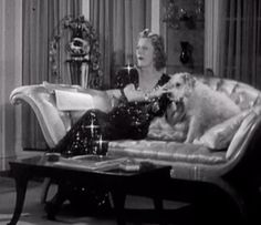 The Awful Truth: Irene Dunne and Asta