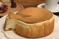 「グレーテルのかまど」のチーズケーキ