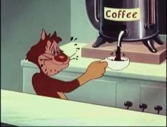 This is me in the morning.