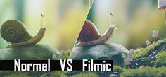 Filmic Is Showing Some Promise